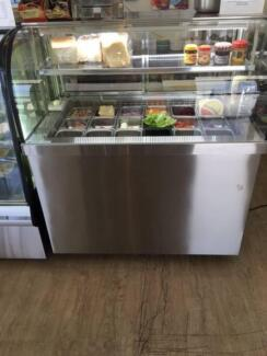 Sandwich bar for sale in excellent condition
