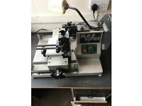 Mortise key cutting machine