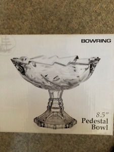New Crystal Bowl - Bowrings