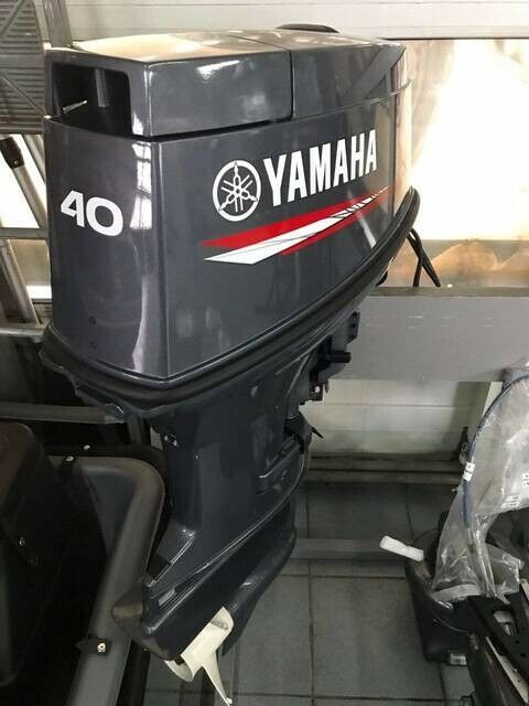 Yamaha Outboard Boat Engine NEW 2019 2 Stroke 40hp Electric start | in  Oban, Argyll and Bute | Gumtree