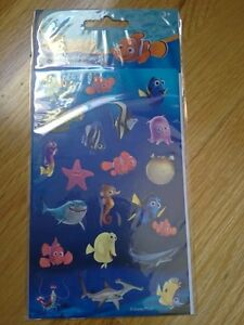 Brand new pack of Finding Nemo stickers London Ontario image 1