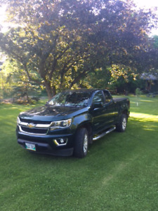 2016 Chevy Colorado LT reduced!