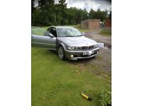 Bargain bmw facelift model 330ci m sport very reliable ,p/ plate