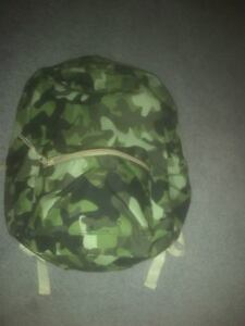 backpack camouflage new