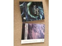 Open University S141 - Investigative and Mathematical Skills in Science Text Books