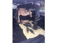 REAR SQUARE CROSS MEMBER SMARTCAR 450/451 OFF 0.8 Cdi Auto 2011