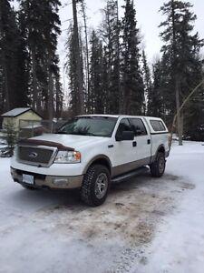 2004 Ford F150 XLT Lariat Pickup Truck