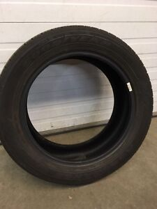 Set of 4 P215/55R17 Goodyear Assurance