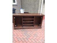 FREE wooden side board cabinet