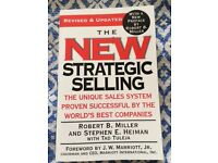 The New Strategic Selling (like new) - Revised & Updated