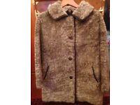 Vintage coat size 12 by Heatona