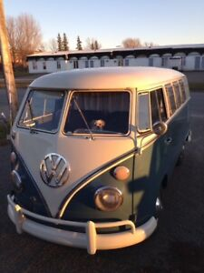 VW Westfalia Split Window 1967