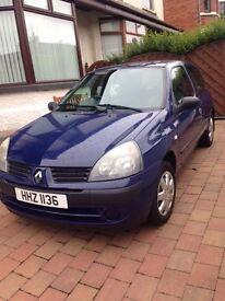 Renault Clio Rush 2005