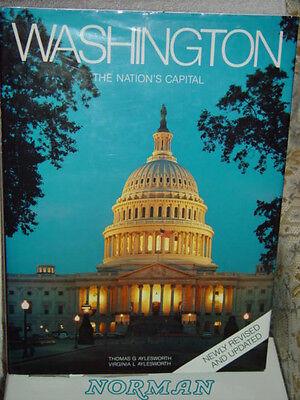 Washington The Nations Capital By Thomas G  Aylesworth  1992  Hardcover