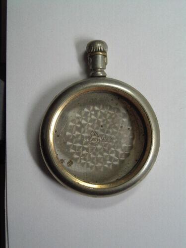 Antique 12 Size Nickel Pocket Watch Case       C-271