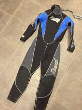Ladies Cressi Wetsuit, Boots & Gloves Toodyay Toodyay Area Preview