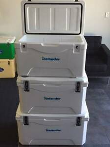 60lt Ice Box, Cooler, Chill Box, Esky White Cold Ice New Mandurah Mandurah Area Preview