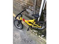 Kids 12 inch wheel bike