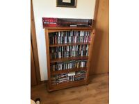 Pinewood side board / Book Shelf