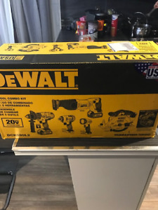 Dewalt kit 20v