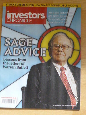 Investors Chronicle 9 February - 15 February 2018