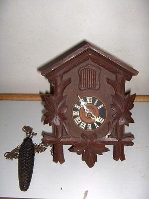 Cuckoo Clock  Germany ??? 1950's-60's for Repair