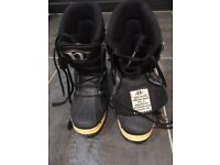 Snowboard boots- Northwave size 38