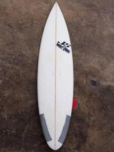 "JS Surfboard - 6' 8"" Step Up Woonona Wollongong Area Preview"