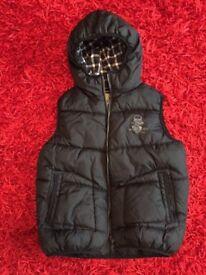 Boy's Gilet/ Sleeveless Jacket. Suit 11-12 yr old