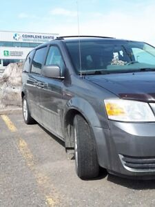 Dodge Grand Caravan 2009 adapté