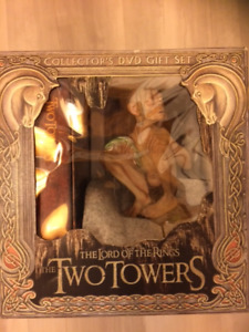 Lord of the Rings Two Towers Collector's DVD Box set