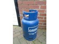 CALOR GAS BOTTLE, 12KG, EMPTY (near Newcastle upon Tyne)