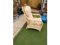 Conservatory Arm Chair For Sale