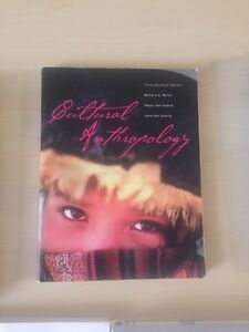 Selling Textbook- Cultural Anthropology