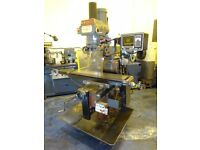 XYZ KRV PRO 3000 TWO AXIS CNC TURRET MILLING MACHINE