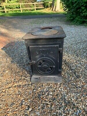 wood burning, stove - compact model jotul 600