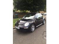 Black VW Beetle, Luna, 1.6