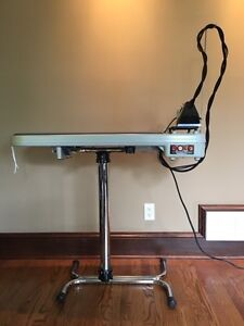 Iron with Steam and Vacuum Ironing Board