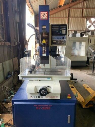 Belmont SY-2535  EDM PRECISION TOOL ROOM ELECTRIC DISCHARGE MACHINE 2019