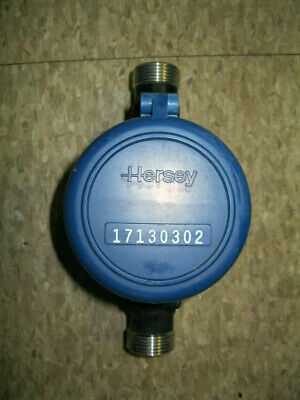 Gas Water Meters Hersey Water Meter