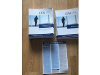 CFA Level 3 2018 Kaplan Textbooks