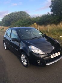 2010 RENAULT CLIO 1.2 Dynamique TomTom 5dr *2nd Lady Owner*