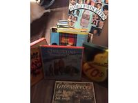 Job Lot Of Vinyl Records (inc Readers Digest) over 110 records