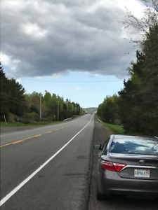 Land for sale in Wentworth Nova Scotia
