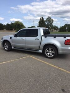2010 Ford Explorer Sport Trac Pickup Truck- Rare to find