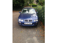 Rover 25 Repair or hopefully not for Spares