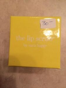 The Lip Scrub by Sara Happ