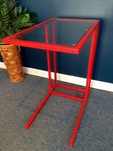 STYLISH SIDE TABLE READY FOR A NEW HOME!!