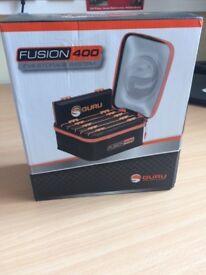BNIB Tackle Guru Fusion 400 EVA Storage System