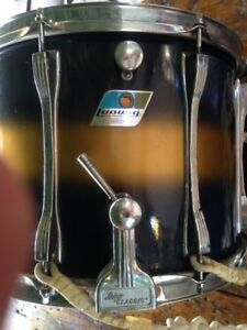 '70's Ludwig parade snare drum.